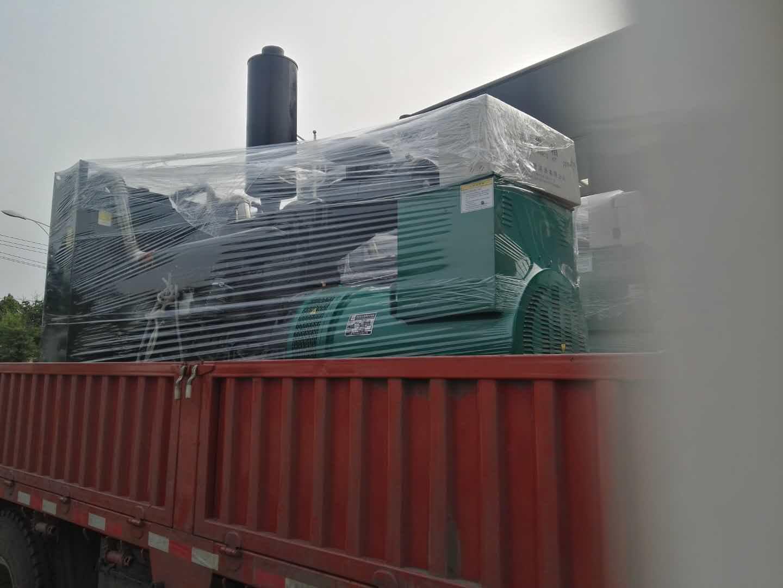 300KW柴油发电机组发货 康明斯系列柴油发电机组-潍坊奔马动力设备有限公司