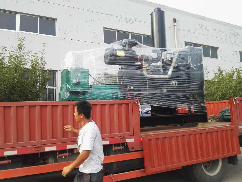 300KW柴油发电机组发货,走过路过不要错过!!!! 公司新闻-潍坊奔马动力设备有限公司