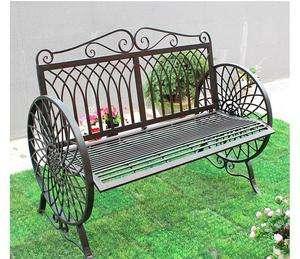 塑木公园休闲椅愈加利于环保-重庆旭雅文环保设备公司