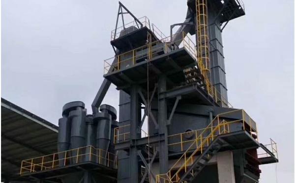环保型砂石生产线