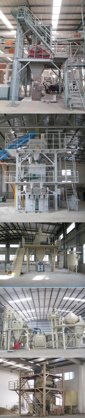 特种砂浆生产设备