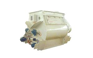 双轴浆叶砂浆设备混合机