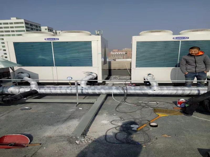 甘肃省陇南市西和县聚金阁大酒店中央空调系统以及太阳能+空气能热水系统.jpg