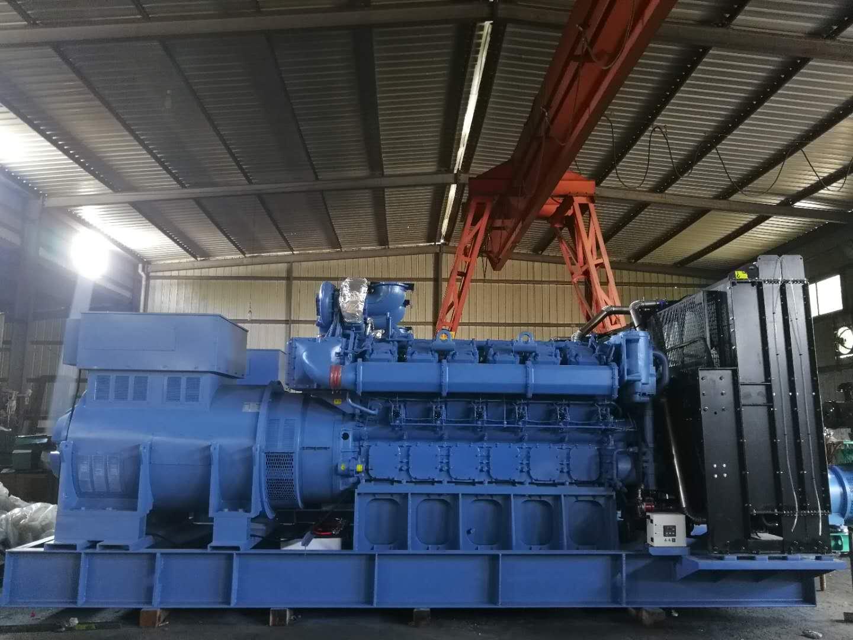 威明斯2台1250KW玉柴发电机组发货了 新闻中心-成都市威明斯发电配套设备有限公司