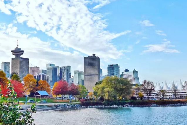 加拿大風景