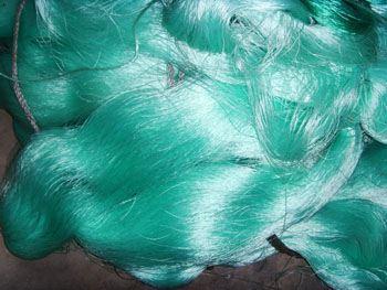草帘线编织产品是大棚保暖的好帮手
