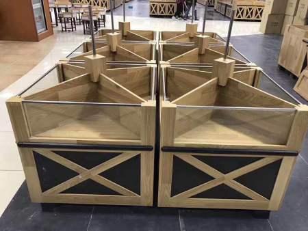 怎么挑选靠谱的超市钢木货架|钢木货架-捕鱼星力