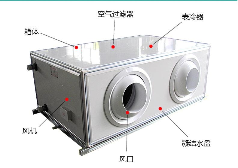 射流机组 YS远程射流空调机组|射流机组-