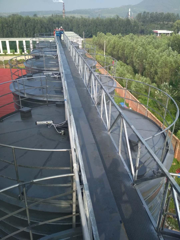 山西凱永飼料100噸x6成品倉工程 新聞動態-洛陽正豐機械有限公司