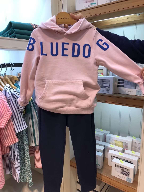 18小蓝狗卫衣|烟台韩版童装-烟台泽轩服装有限公司