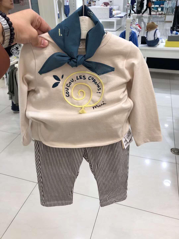 18年秋装新款---棒棒糖 烟台韩版精品童装-烟台泽轩服装有限公司