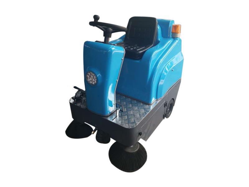 SC-1250S紧凑型电动驾驶式扫地机扫地机