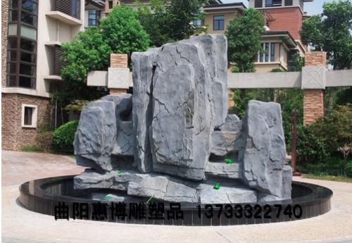 真石假山制作与塑石假山工艺的区别