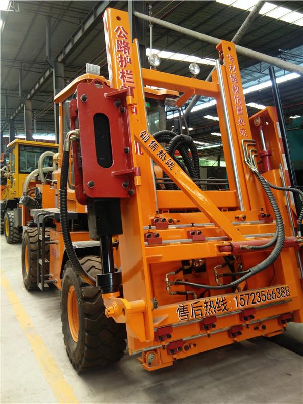 公路打桩机应该怎样选用|行业动态-重庆渝工科技有限公司