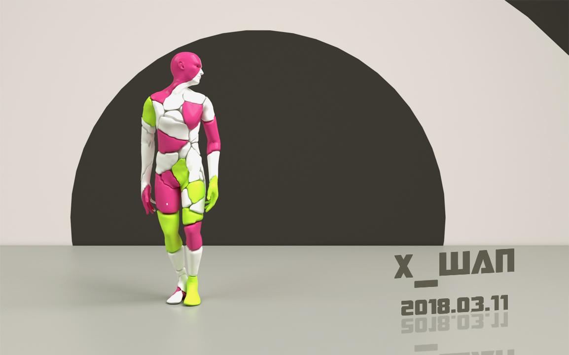 三维动画-破碎人物动画-重庆壹瑾文化传播公司摄影摄像案例