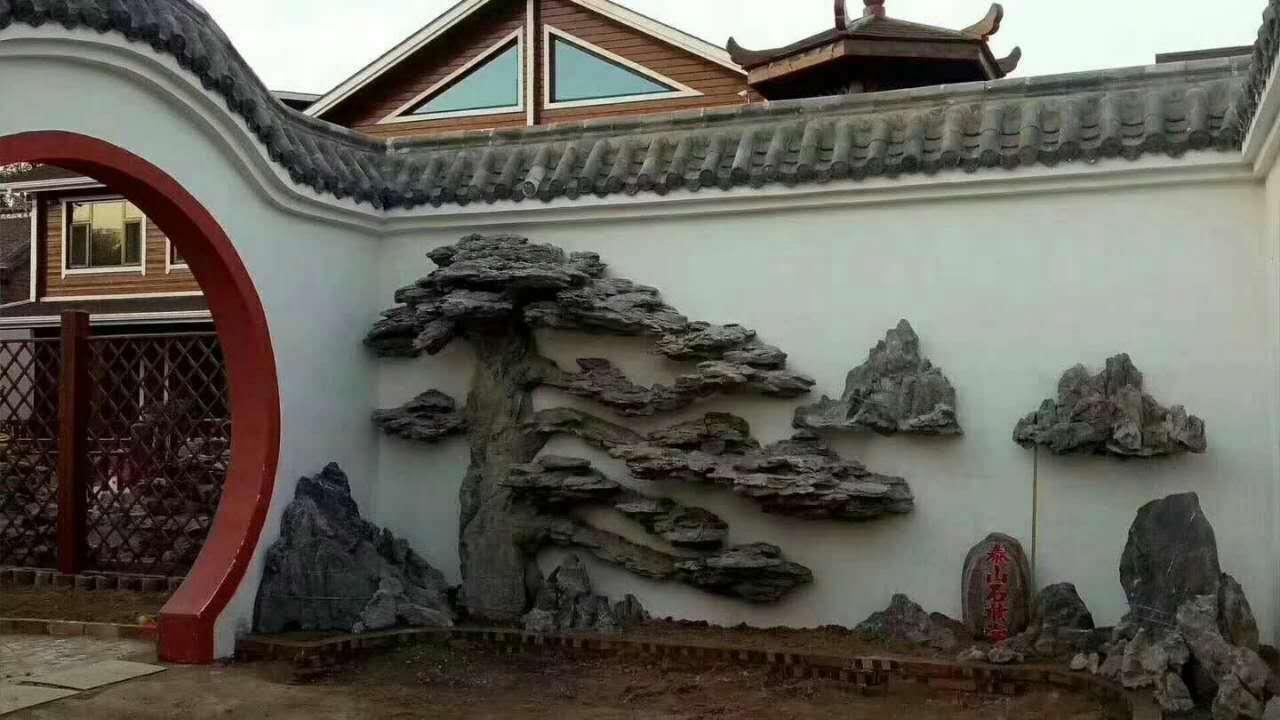 假山、假樹|假山、假樹-杭州山點水花卉租賃園藝工程有限公司