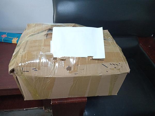 【发货通知】广东深圳汪经理订购的两套振动筛束环和振动筛胶条今天已发货,预计三天到达,请及时接收|发货与服务-新乡市北方通用机械有限公司