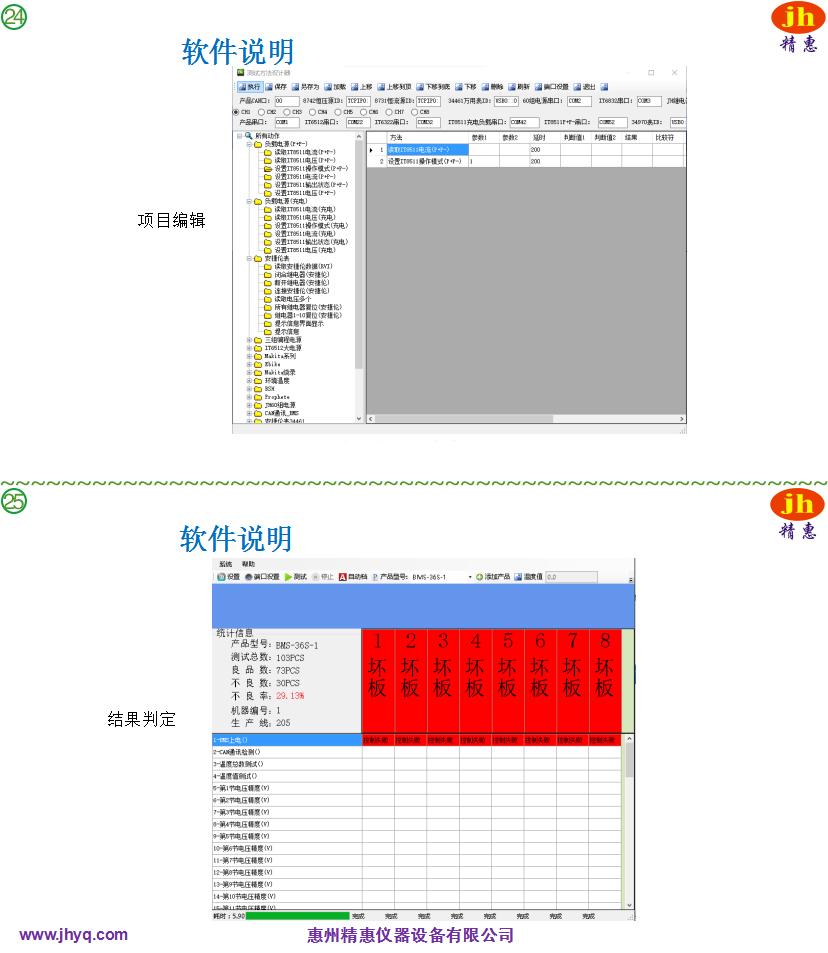 JH9860A-智能型BMS测试仪|6、JH9860A-惠州精惠仪器设备PK10计划