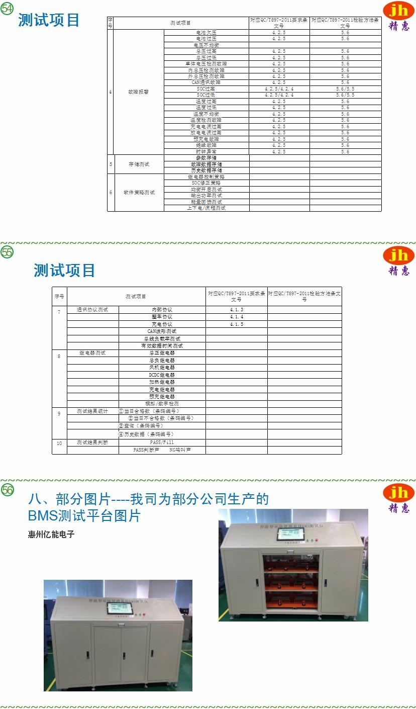 JH98180A-BMS测试平台|9、JH98180A-惠州精惠仪器设备有限公司
