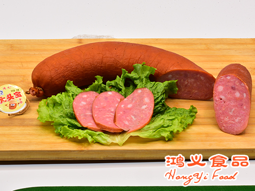 大頭寶|熏醬香腸(散貨)-鐵嶺信義食品有限公司