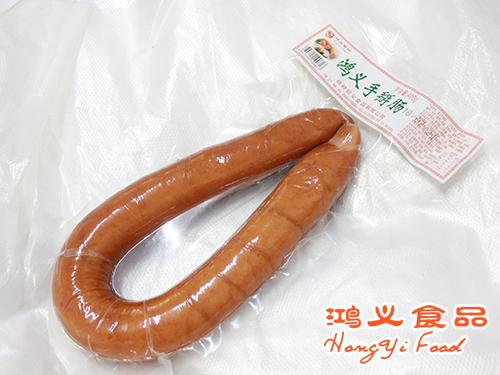 鴻義手掰腸 熏醬香腸(散貨)-鐵嶺信義食品有限公司