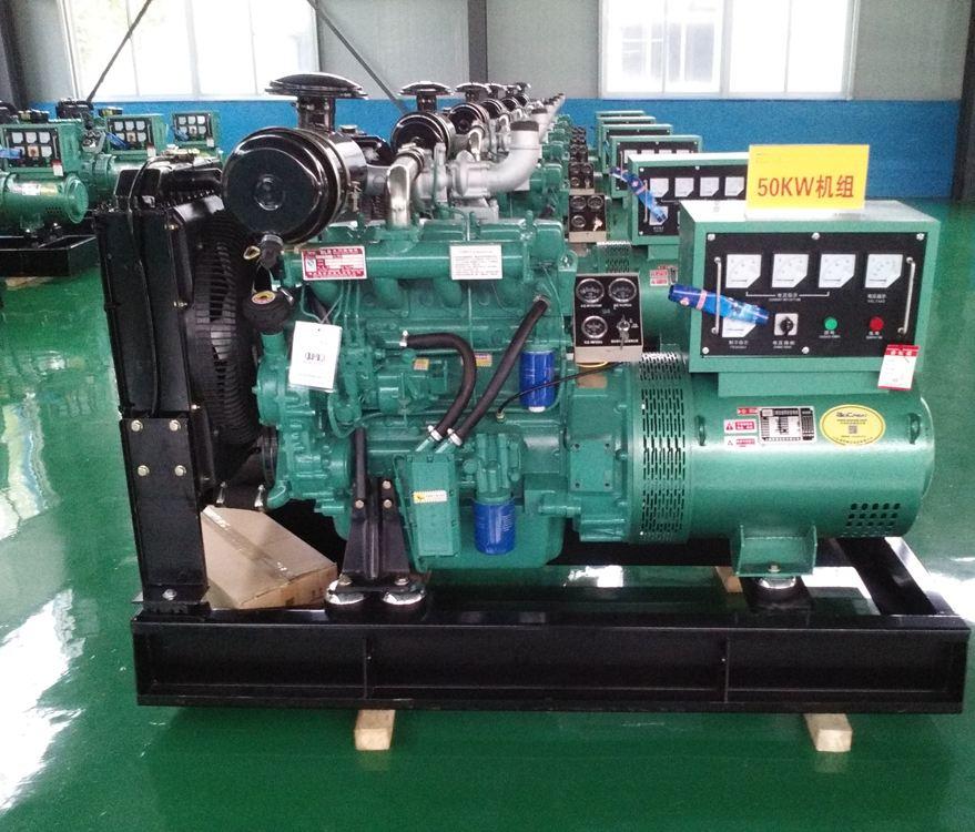 R4105ZD柴油发电机组50KW|奔马动力潍柴系列柴油发电机组-潍坊奔马动力设备有限公司