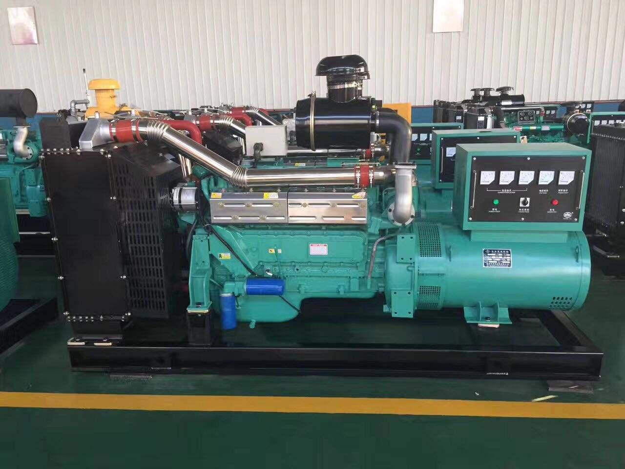 WP6D132E200潍柴柴油发电机组100KW|奔马动力潍柴系列柴油发电机组-潍坊奔马动力设备有限公司