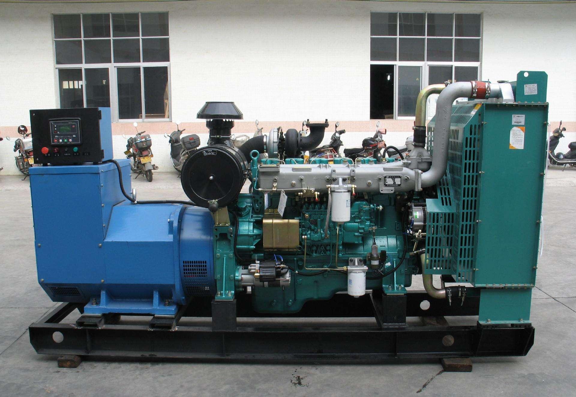 玉柴300kw柴油发电机组型号YC6MK420L-D20 奔马动力玉柴系列柴油发电机组-潍坊奔马动力设备有限公司