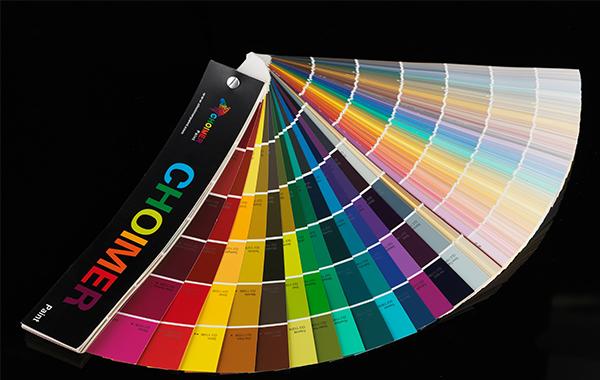 墻面漆顏色效果色卡