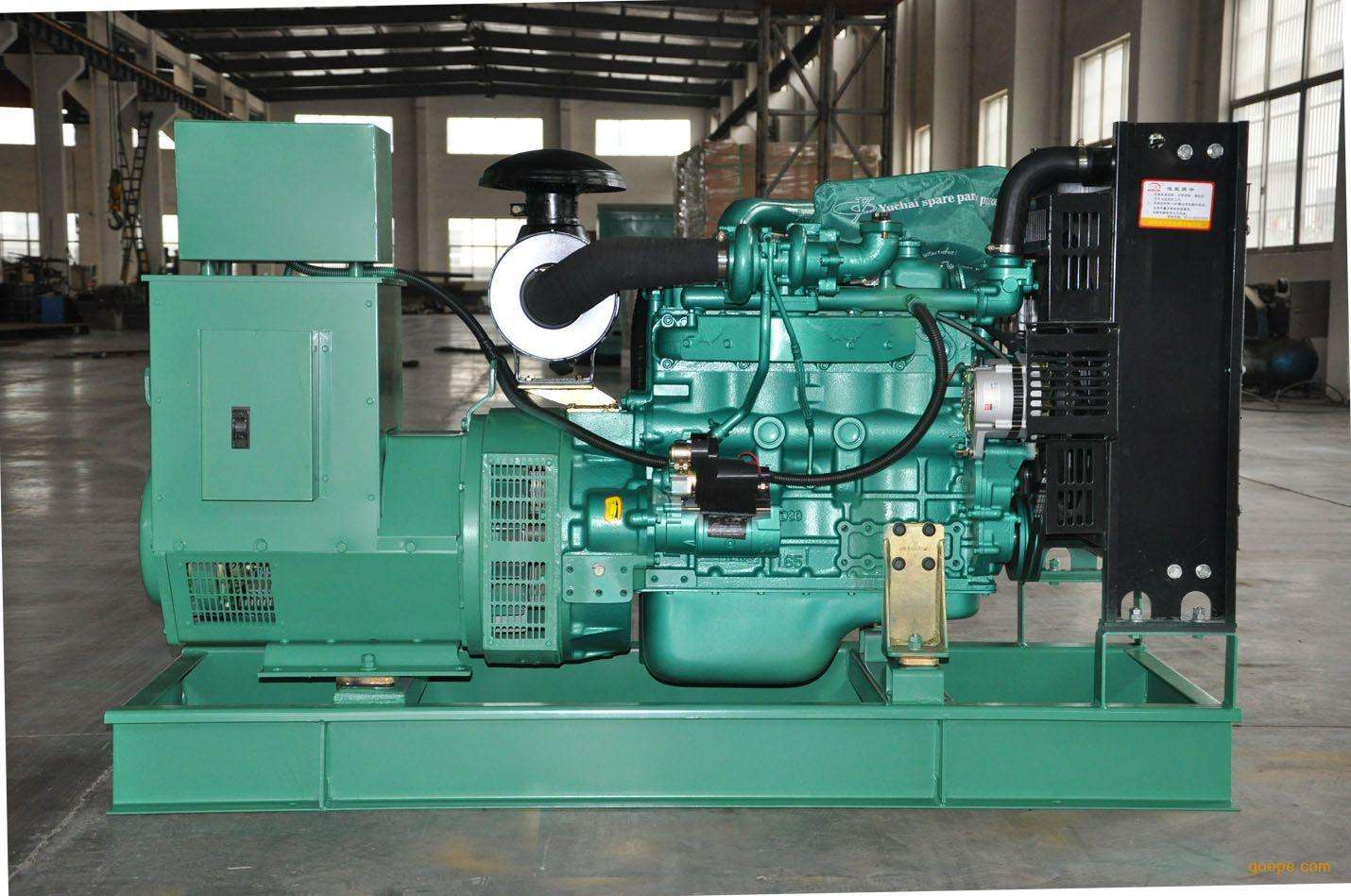 400KW玉柴柴油发电机组型号YC6T600L-D22 玉柴系列柴油发电机组-潍坊奔马动力设备有限公司