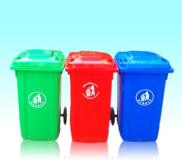 分类垃圾桶你会用么-重庆旭雅文环保设备公司