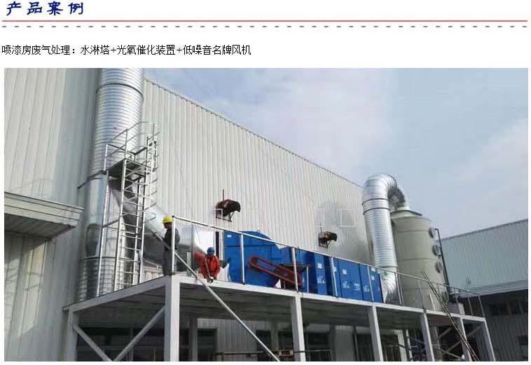 pp喷淋塔废气治理设备|pp喷淋塔废气治理设备-泰得裕环保工程有限公司