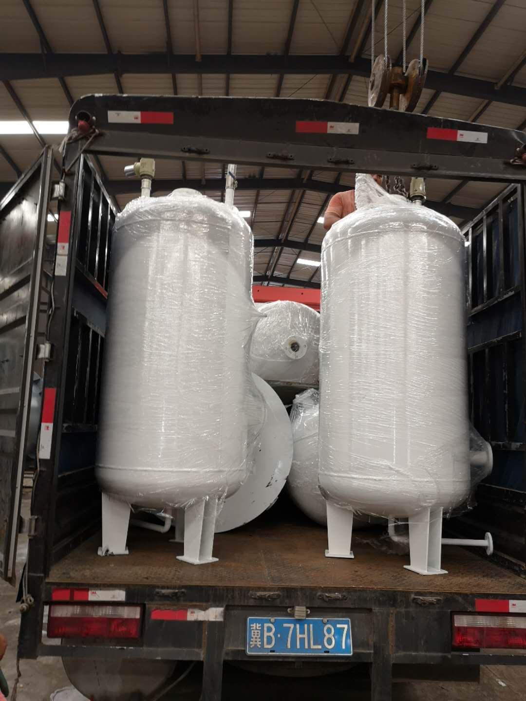 沼气稳压、脱硫系统持续发货中 成功案例-唐山圣洁环保科技有限公司