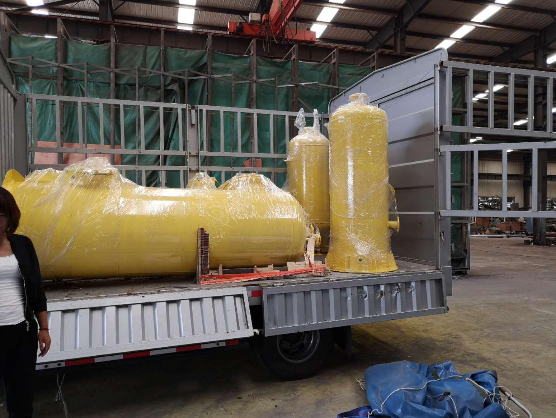 沼气稳压、脱硫系统持续发货中|成功案例-唐山圣洁环保科技有限公司