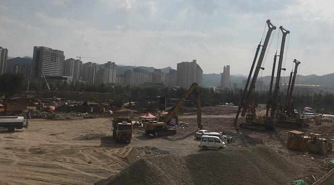 商洛碧桂园翡翠湾项目桩基础、基坑支护及降水工程|基坑支护、降水工程-陕西岩泰基础工程有限公司