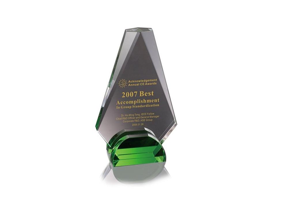 水晶奖牌|水晶奖杯-浦江鸿亿水晶礼品有限公司