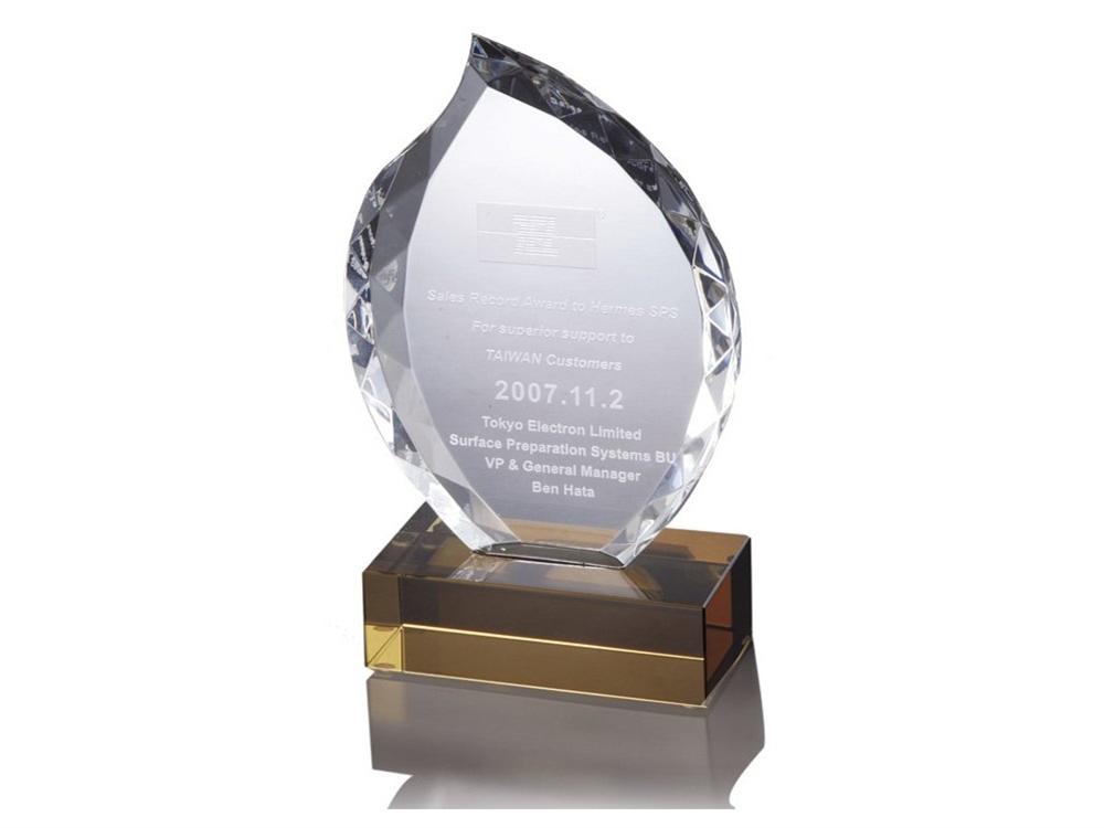 水晶奖牌 生产 定制|水晶奖杯-浦江鸿亿水晶礼品有限公司