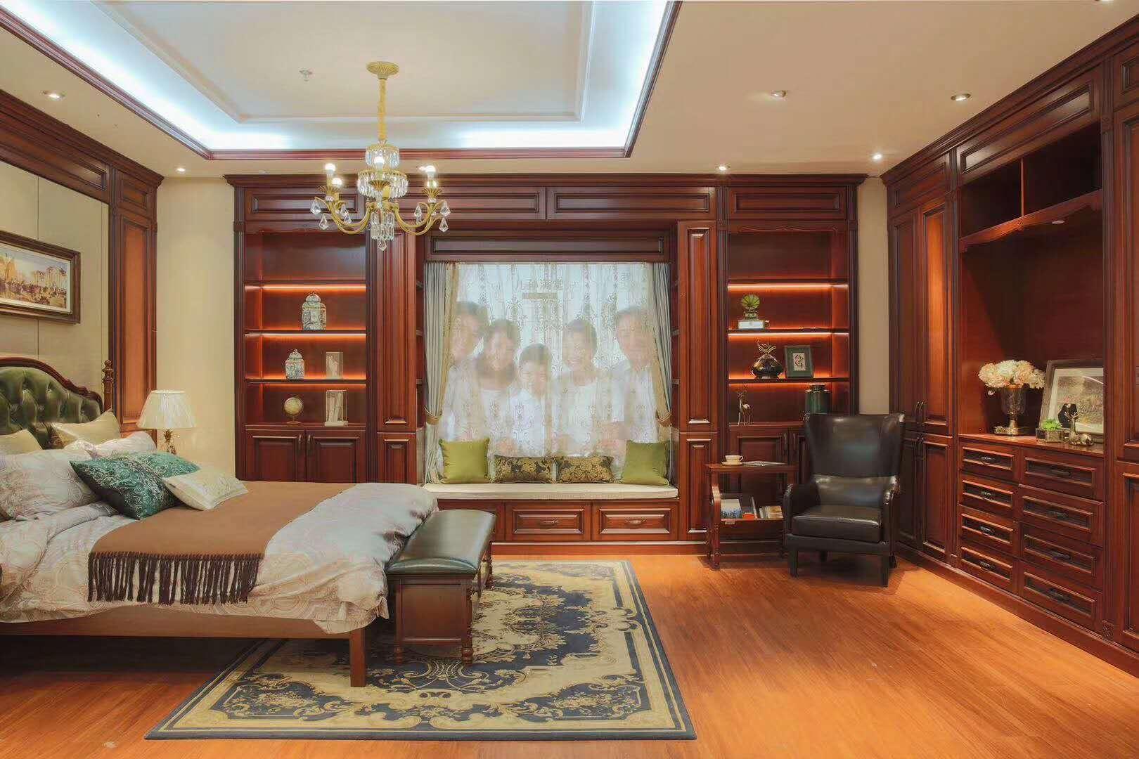 家裝精裝圖|完工工程-山東聊城聊裝建筑裝飾工程有限公司
