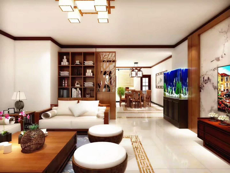 家装精装图|完工工程-山东聊城聊装建筑装饰工程有限公司