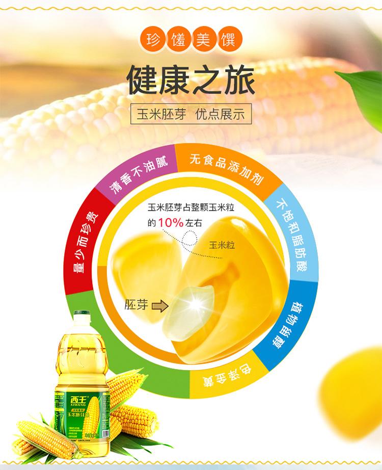 粮油批发市场之西王玉米胚芽油2.5L礼盒|西王玉米油系列-郑州鑫瑞粮油食品有限公司
