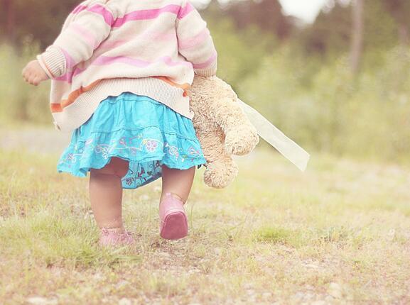 小娃娃穿着内衣物,这些事情你要了解