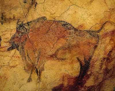 国内远古壁画