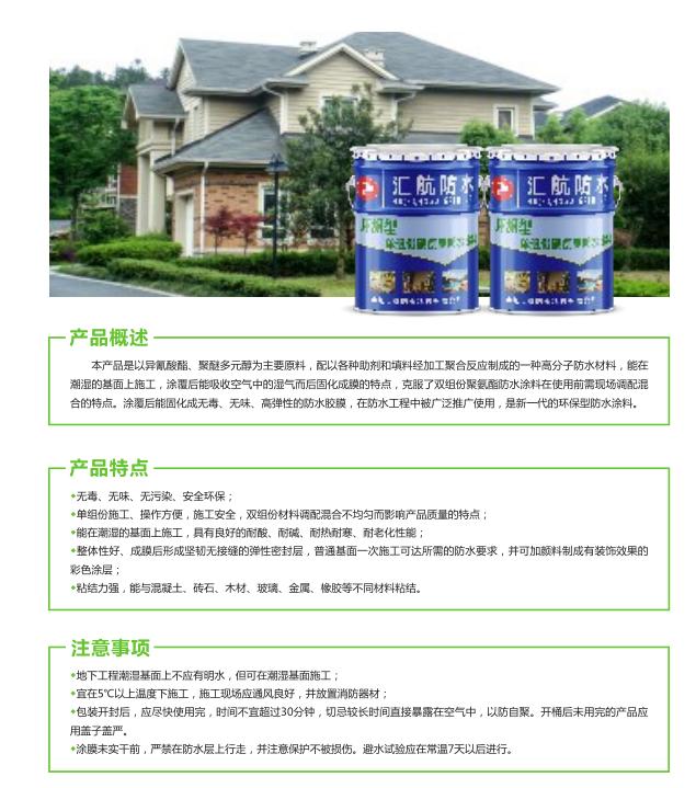 单组份彩色聚氨酯防水涂料 介绍.png