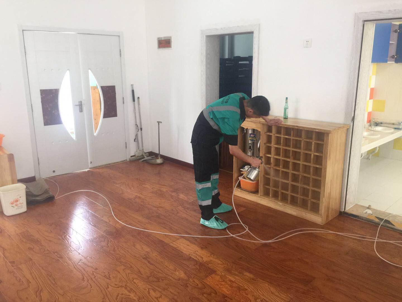 航天嘉园幼儿园空气污染治理案例|学校幼儿园教育机构空气净化处理-武汉小小叶子环保科技有限公司