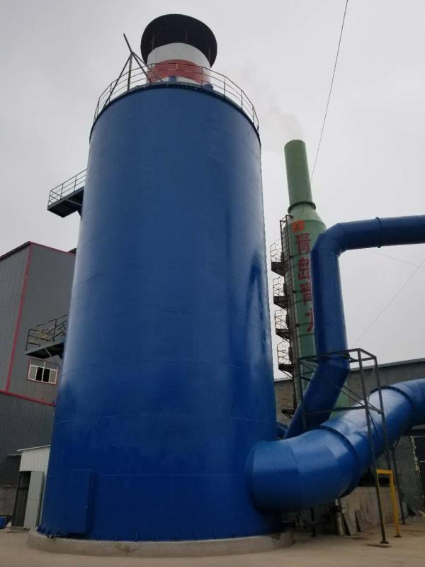 玻璃棉烟气治理|玻璃棉烟气治理-山东中压环保科技有限公司