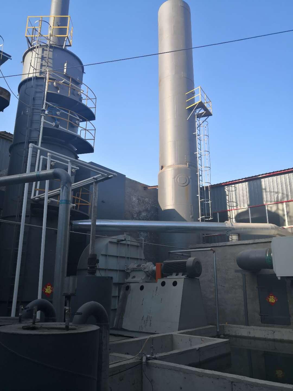 橡塑烟气治理|橡塑烟气治理-山东中压环保科技有限公司