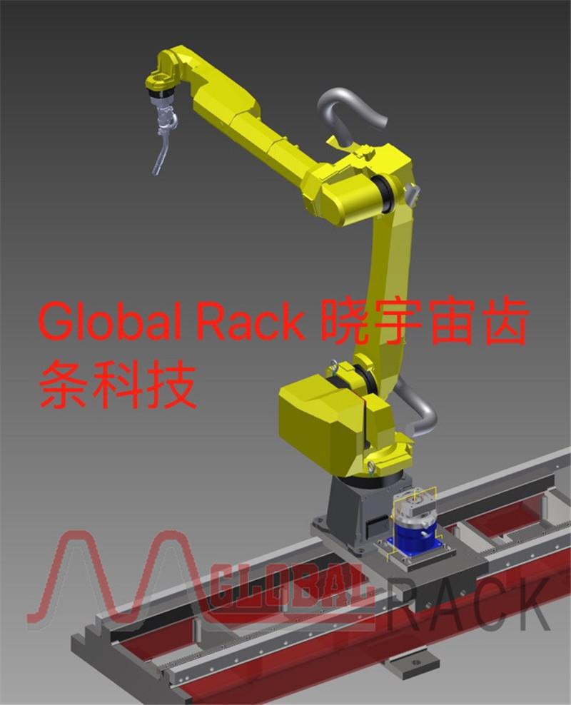 桁架机器人标准件系统中自动化标准件的应用|行业资讯-苏州晓宇宙齿条科技有限公司
