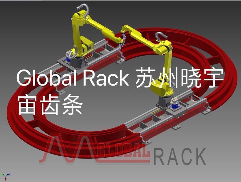 桁架机器人在机械加工领域的应用|行业资讯-苏州晓宇宙齿条科技有限公司
