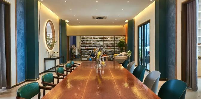梵間用餐區