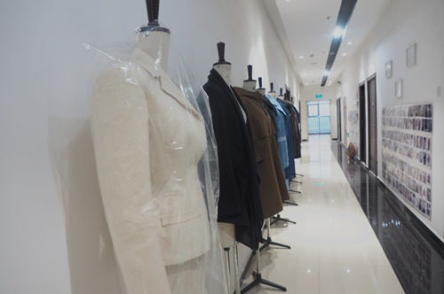 上海服装培训学校